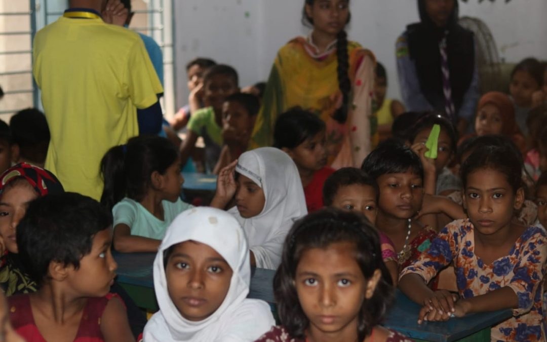 Project Hashimukh- 'We are working on bringing smiles to others' faces for 6 years in a row'.